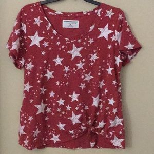 ⭐️ Super Cute Shirt with Stars.